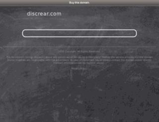 discrear.com screenshot