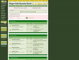 discuss.glasgowguide.co.uk screenshot