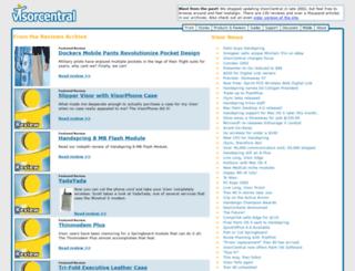 discussion.treocentral.com screenshot