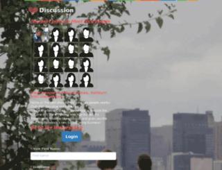 discussmatters.com screenshot