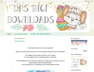 disdigidownloads.blogspot.com screenshot