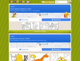 disegnicolorare.com screenshot