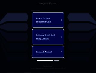 disegnodaily.com screenshot