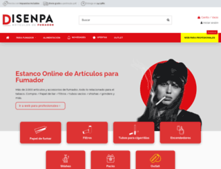 disenpa.es screenshot
