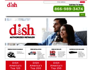 dish-systems.com screenshot