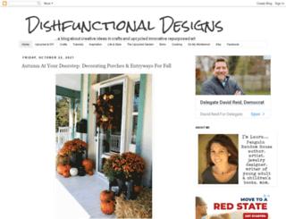 dishfunctionaldesigns.blogspot.in screenshot