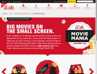 dishmoviemania.com screenshot