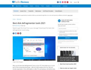 disk-recovery-software-review.toptenreviews.com screenshot