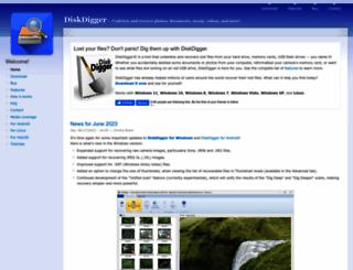 diskdigger.org screenshot