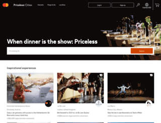 disney.pricelesscities.ru screenshot