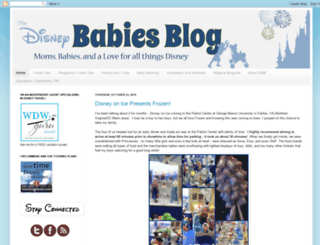 disneybabiesblog.com screenshot