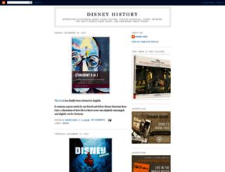 disneybooks.blogspot.com screenshot