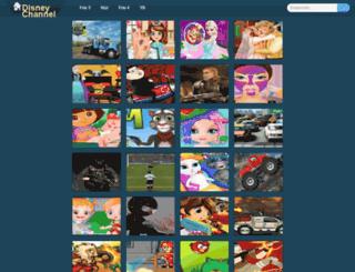 disneychannel.us screenshot