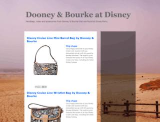 disneydb.blogspot.com screenshot