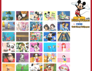disneygames.co.in screenshot