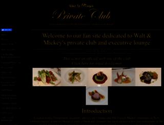 disneylandclub33.com screenshot