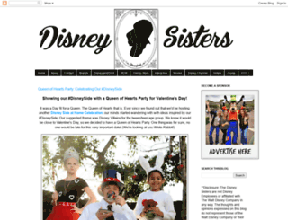 disneysisters.com screenshot