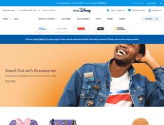 disneythemes.com screenshot