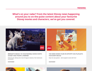 disneyxd.com.my screenshot