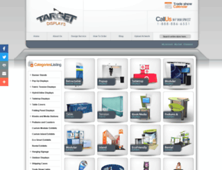 displayzone.com screenshot