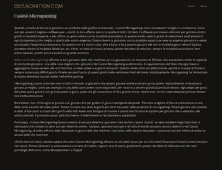 dissacration.com screenshot