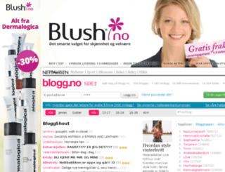 distancelove.blogg.no screenshot