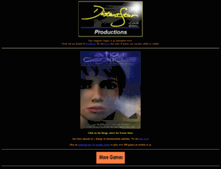 distantstarproductions.com screenshot