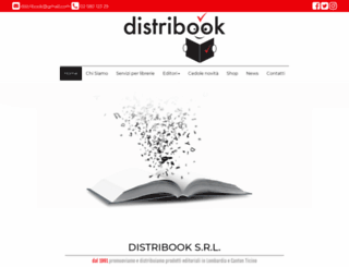 distribook.it screenshot