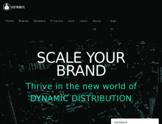distribu.td screenshot