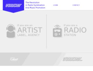distribution.syndicast.co.uk screenshot