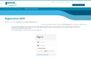 distributors.gpda.info screenshot