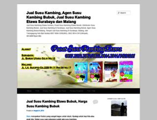 distributorsusugmpnutri.wordpress.com screenshot