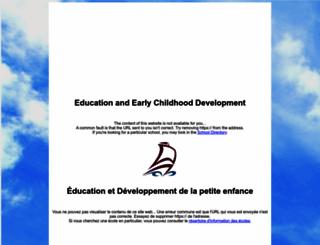district2.nbed.nb.ca screenshot