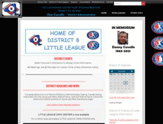 district8ll.com screenshot