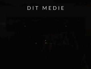 ditmedie.dk screenshot