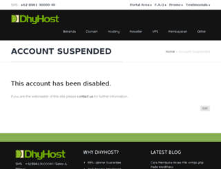 ditokaf.com screenshot