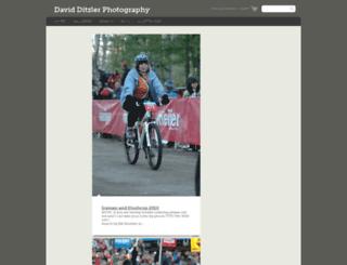 ditzlerphoto.photoshelter.com screenshot