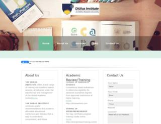 diulus.org screenshot