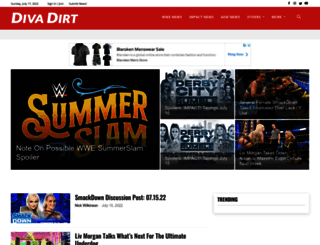 diva-dirt.com screenshot