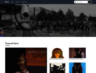 diva.sfsu.edu screenshot