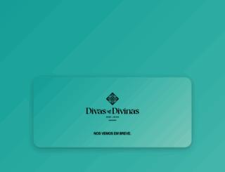 divasedivinas.com.br screenshot