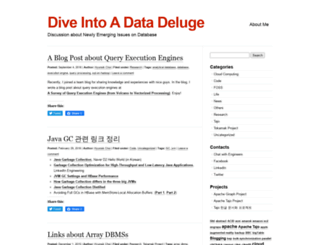 diveintodata.org screenshot