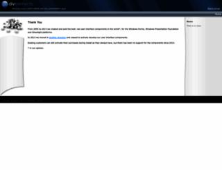 divelements.com screenshot