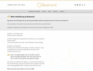 divera.nl screenshot