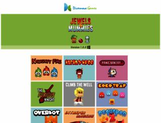 divernovagames.com screenshot