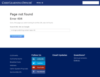 diversity-executive.com screenshot