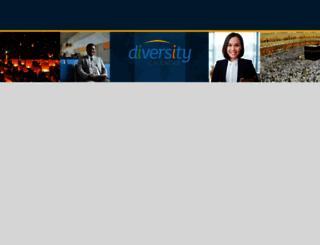diversitycalendar.com screenshot