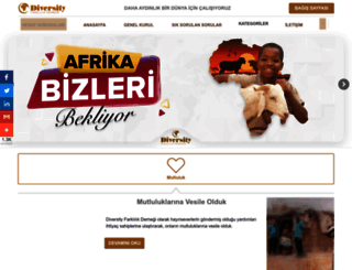 diversitydernegi.org screenshot