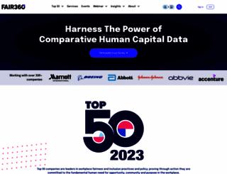 diversityinc.com screenshot