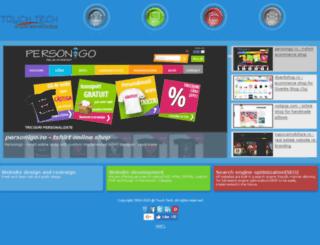 divertisshop.testingserver.eu screenshot
